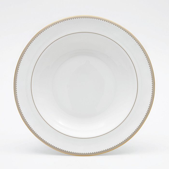 Vera Wang - For Wedgwood Grosgrain Rim Soup Plate