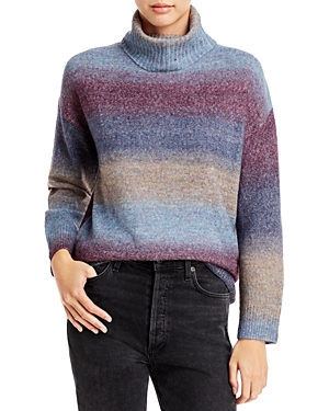 Cliche Space Dyed Turtleneck Sweater (62% off)