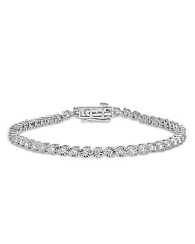 UNIQUE DESIGNS - Diamond Tennis Bracelet, 1 ct. t.w. (65% off) - Comparable value $3,740