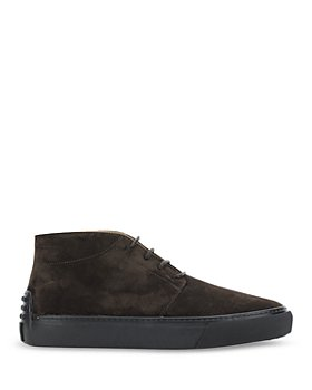 Tod's - Men's Polacco Lace Up Desert Boots