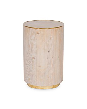 Vanguard Furniture - Finch Natural Oak Round Spot Table