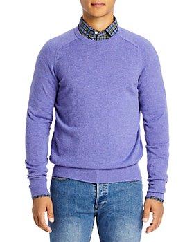Sid Mashburn - Cashmere Solid Crewneck Sweater