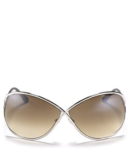 Tom Ford - Women's Miranda Crossover Sunglasses, 68mm