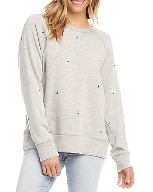 Moon Print Sweatshirt
