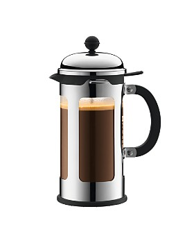 "Bodum - ""Chambord"" Locking Lid French Press 8-Cup Coffee Maker"
