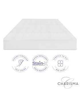 Charisma - Luxury Protection Water Repellent and Stain Resistant Mattress Protector