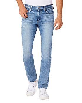 PAIGE - Lennox Distressed Jeans, in Rayburn