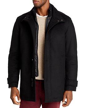 BOSS - Coxtan Wool Blend Coat