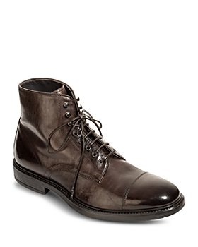 To Boot New York - Men's Burkett Lace Up Boots