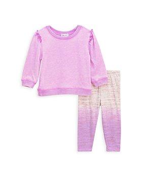 Splendid - Girls' Burnout Pullover & Legging Set - Little Kid