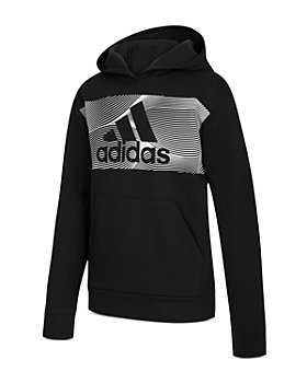 Adidas - Boys' Logo Pullover Hoodie - Big Kid