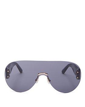 Jimmy Choo - Women's Marvin Shield Sunglasses, 135mm