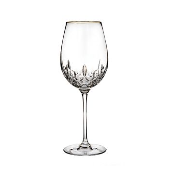 Waterford - Lismore Essence Gold White Wine Glass