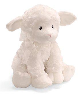 Gund - Lena Musical Lamb - Ages 0+