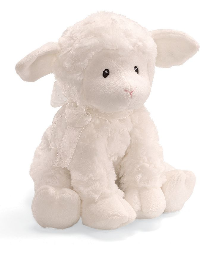 Gund - Lena Musical Lamb - Ages 0+