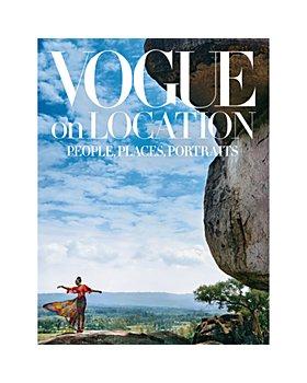 HACHETTE BOOK GROUP - Vogue on Location: People, Places, Portraits