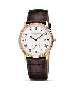 """Frédérique Constant """"Slim Line"""" Quartz Watch, 39mm - Bloomingdale's_0"""