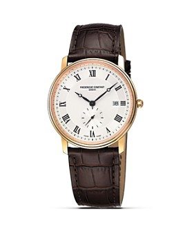 "Frederique Constant - ""Slim Line"" Quartz Watch, 39mm"
