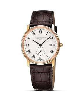 """Frederique Constant - """"Slim Line"""" Quartz Watch, 39mm"""