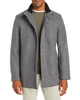 Theory - Clarence Wool Blend Regular Fit Coat