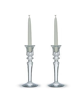 Baccarat - Baccarat Mille Nuits Candleholders, Set of 2