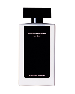 narciso rodriguez female narciso rodriguez for her body lotion