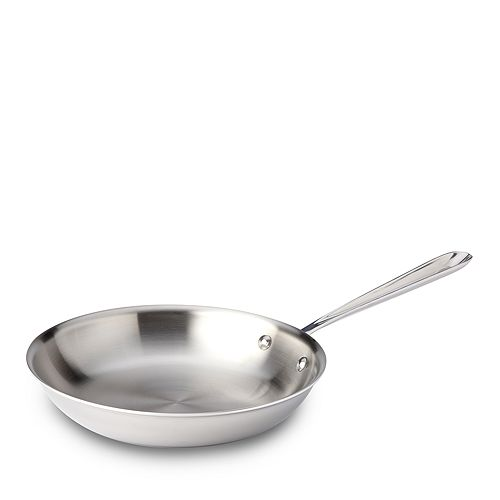 """All-Clad - Stainless Steel 10"""" Fry Pan"""
