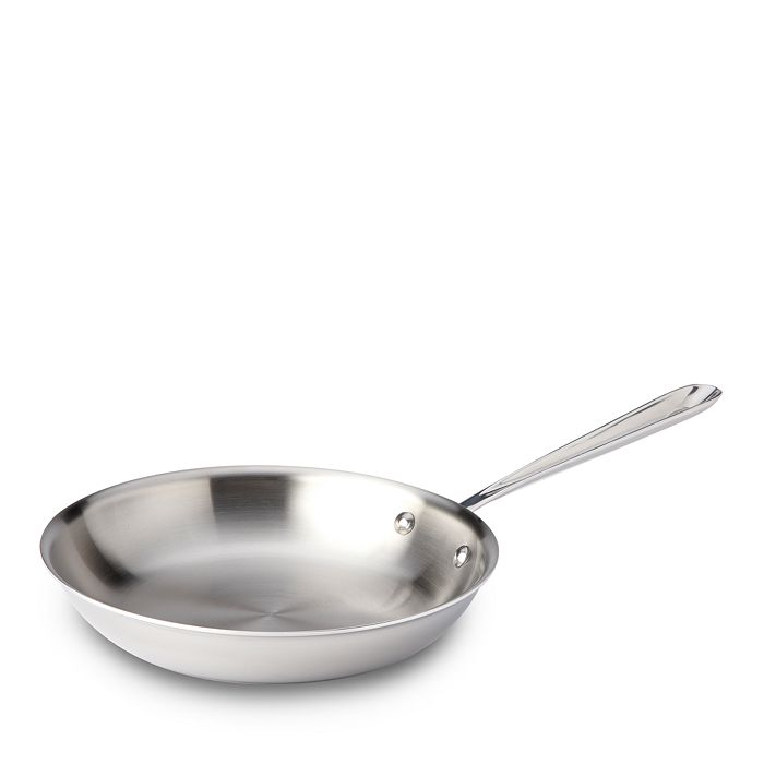 "All-Clad - Stainless Steel 10"" Fry Pan"