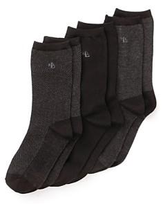 Ralph Lauren - Tweed Trouser Socks, Set of 3