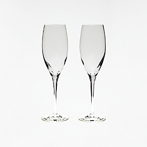 Riedel Heart To Heart Champagne, Set Of 2