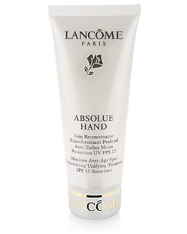 Lancôme - Absolue Hand Absolute Anti-Age Spot Replenishing Unifying Treatment SPF 15 3.4 oz.