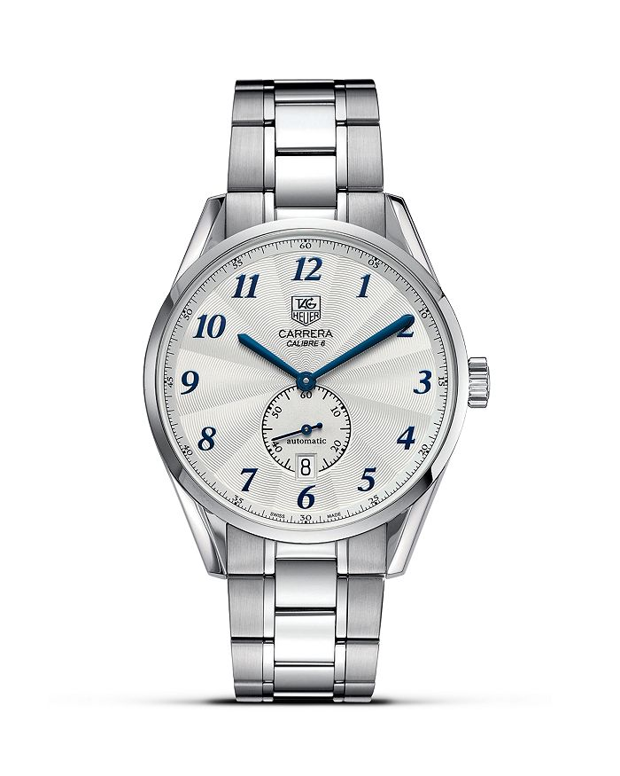 """TAG Heuer - """"Carrera Heritage"""" Automatic Watch, 39mm"""