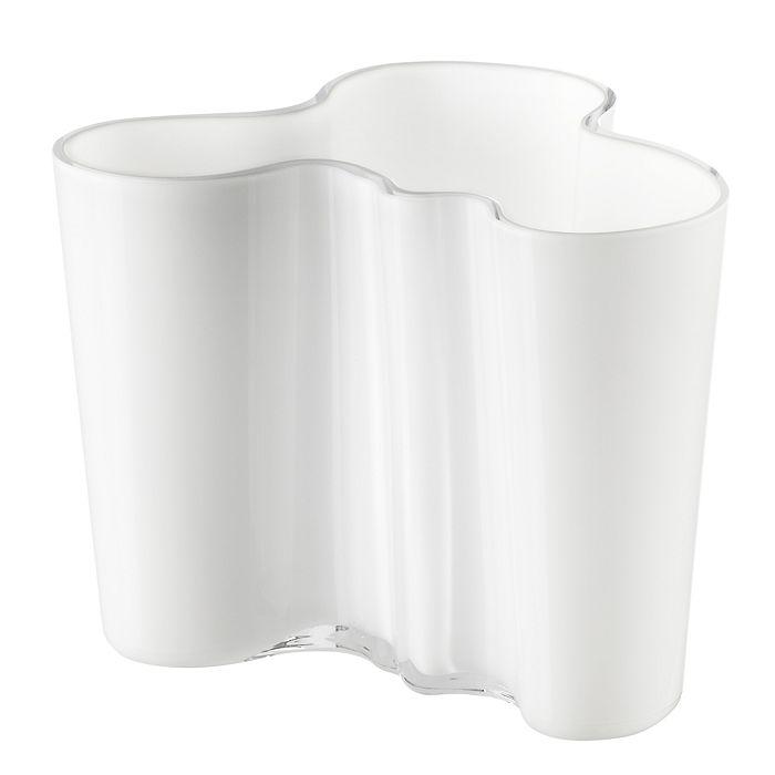 Iittala - Aalto Vases, White