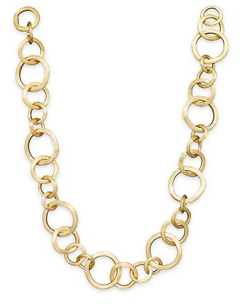 Marco Bicego - Jaipur 18K Yellow Gold Necklace, 19""