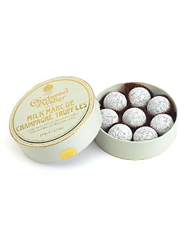 "Charbonnel et Walker - ""Marc de Champagne"" Milk Chocolate Truffles"