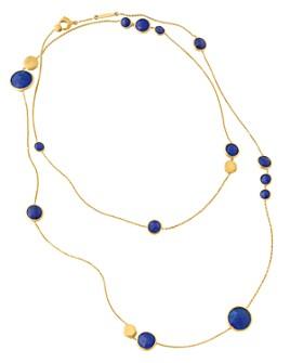 "Marco Bicego - Jaipur Lapis Necklace, 36"""