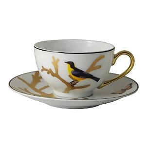 Bernardaud Aux Oiseaux Tea Cup