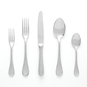 Christofle Albi 2 Salad Fork