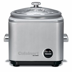 Cuisinart Brushed Stainless Steel Rice Cooker - Bloomingdale's_0