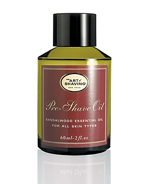 the art of shaving male the art of shaving preshave oilsandalwood