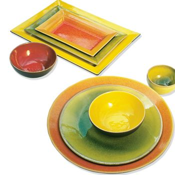 Jars - Tourron Round Dish