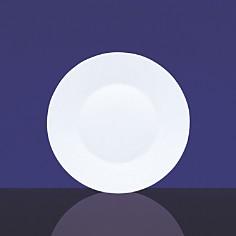 """Wedgwood - Jasper Conran at Wedgwood """"White"""" 7"""" Plain Plate"""