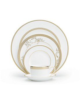 Wedgwood - Vera Lace Gold Dinnerware Collection
