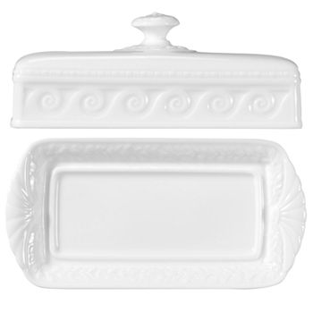 Bernardaud - Louvre Covered Butter Dish
