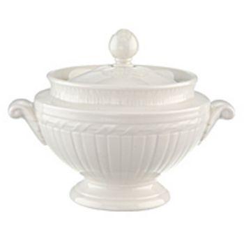 Villeroy & Boch - Cellini Covered Sugar Bowl