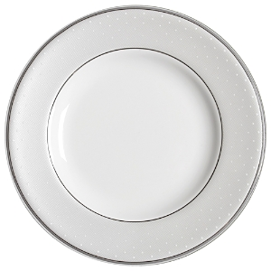 Monique Lhuillier Waterford Pointe D'esprit Bread & Butter Plate