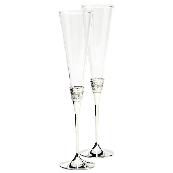 Vera Wang - With Love Toasting Flute, Pair
