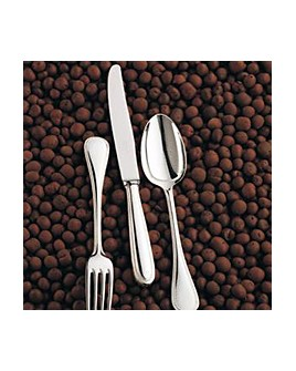 "Christofle - ""Perles"" Silverplate Flatware"