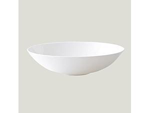 Jasper Conran at Wedgwood White Pasta/Rim Soup Bowl