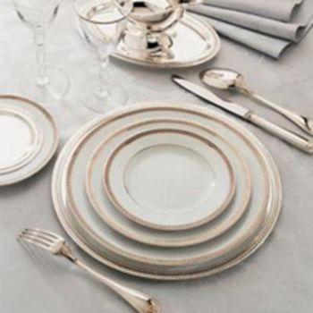 Christofle - Malmaison Dessert Plate